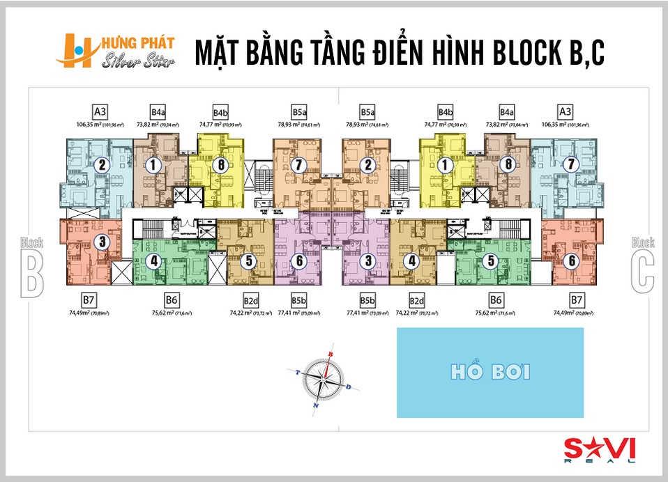 mat bang tang silver star