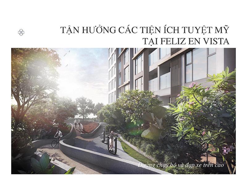 tiện ích khác căn hộ Feliz En Vista