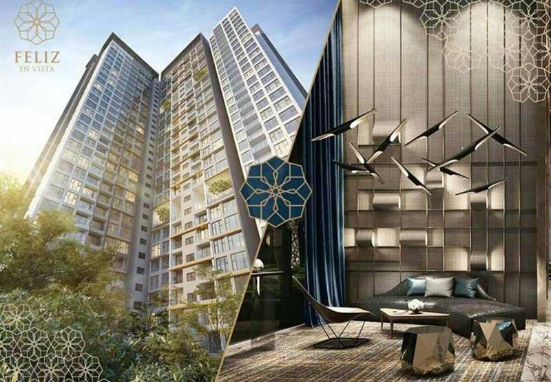 dự án căn hộ Feliz En Vista