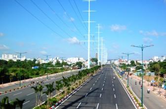 Dự án căn hộ rầm rộ đổ bộ trên đại lộ đẹp nhất Sài Gòn