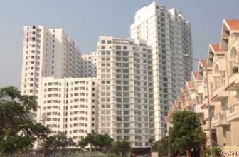 Tiền đổ vào thị trường bất động sản tiếp tục tăng