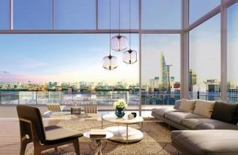 Căn hộ hạng sang khu vực trung tâm hút khách mua nhà